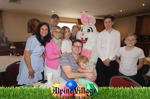 Alpine Village Center Easter 2018 - Photo By Joe Stewart for Sce