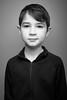 BeautyDish_Apr2018__XT25985 (labrossephotography) Tags: strobist portrait beautydish studio boy son child 10yo kid smile bw monochrome
