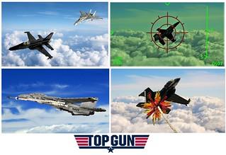 F-14 Tomcat vs MIG-28