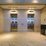 Indoor of Osaka Exchange Building (旧大阪証券取引所)