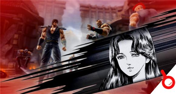 《人中北斗》最終免費DLC上線追加原作難度