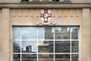 University of Bristol, Queen's Building, Bristol, UK (KSAG Photography) Tags: reflection coatofarms building architecture university bristol uk england unitedkingdom britain europe city urban nikon april 2018 spring wide angle wideangle hdr