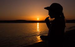 Sunset (G_HOWDEN) Tags: sunset beach