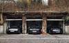 V12s for days. (Alex Penfold) Tags: aston martin gt12 roadster vanquish zagato db11 silver grey matte black alex penfold zurich switzerland 2018