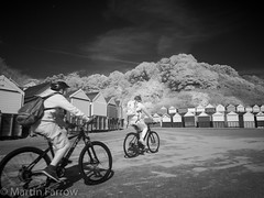 _3160082 (Hyperfocalist) Tags: bournemouth infrared winter dorset beach coast shore sunny