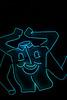 Neon Boneyard (dalecruse) Tags: neonboneyard neon boneyard neonmuseum museum lasvegas las vegas nevada contrast color colour colorful colourful colors colours