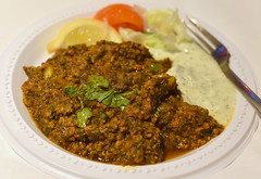 Keema Sag Garlic (Tony Worrall) Tags: add tag ©2018tonyworrall images photos photograff things uk england food foodie grub eat eaten taste tasty cook cooked iatethis foodporn foodpictures picturesoffood dish dishes menu plate plated made ingrediants nice flavour foodophile x yummy make tasted meal nutritional freshtaste foodstuff cuisine nourishment nutriments provisions ration refreshment store sustenance fare foodstuffs meals snacks bites chow cookery diet eatable fodder asian spicy spice keema sag garlic