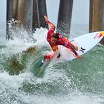 Surfer, Huntington Beach, California thumbnail