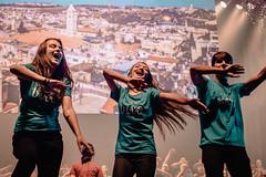 Culto de Primícias 30/03/18 - Yasmin Schafer (PIB Curitiba) Tags: azul dança teatro páscoa pandeiros orquestra coral