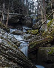 whiteoakup (webmastermama71) Tags: west virginia westvirginia whiteoakfalls spring hikes trails