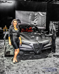 An Artistic Take on the Alfa Romeo Stelvio (AvgeekJoe) Tags: alfaromeo alfaromeostelvio britishcolumbia canada d5300 dslr importedkeywordtags nikon nikond5300 suv selectivedesaturation sigma1835mmf18 sigma1835mmf18dchsmart sigma1835mmf18dchsmartfornikon sigmaartlens sportutilityvehicle stelvio vancouver vancouverconventioncentre vancouverinternationalautoshow photoshopadjusted 2018vancouverinternationalautoshow autoshow carshow
