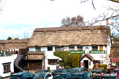 Owd Nell's Tavern, Bilsborrow, near Preston (Fred Fanakapan) Tags: owd nells bilsborrow pun inn tavern preston
