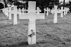 Colleville-sur-Mer, Normandy American Cemetery (d_smets) Tags: collevillesurmer normandi normandyamericancemetery 2018 normandië april