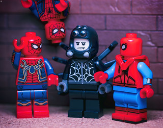 Spider-Man Fan Club Fail