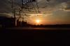 20180315_005_2 (まさちゃん) Tags: 電柱 電線 雲 空 夕焼け 夕陽 nostalgia