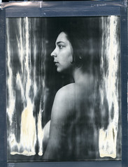 M. (denzzz) Tags: portrait polaroid impossibleproject polaroidoriginals 8x10 largeformat intrepidcamera fujinonc 300mm blackwhite blackandwhite skancheli instantfilm analogphotography filmphotography experiment