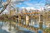 RR-20180316-ToledoDistrict-76_AuroraHDR2018-edit (skyviewtim) Tags: albany bridge or pnwr pnwr3001 portlandandwestern toledodistrict willametteriver oregon unitedstates us