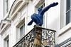 Blue man (KPPG) Tags: art kunst documenta14 kassel ausstellung exhibition skulptur sculpture deutschland germany hessen 7dwf