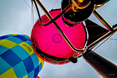 View over Canberra (Theresa Hall (teniche)) Tags: 2018 australia canberra canberraballoonspectacular canberraballoonspectacular2018 canberraphotographer davidmaynard goballooning mcgrathfoundation mitchellmark teniche theresahall balloon balloons flying flyinghigh hotairballoon hotairballoons viewfromabove
