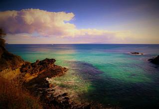 Far vast sea