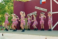 Dance Performance, Keller, 1995 (StevenM_61) Tags: dance dancing girls children costume 1990s 1995 keller texas performance recital