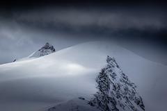 wild & untouched (Beppe Rijs) Tags: austria österreich alps alpen berg mountain snow schnee eis ice glacier gletscher ski dusk twilight blue frost winter pitztal