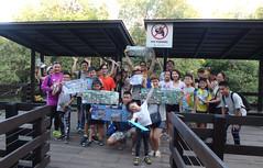 Pasir Ris mangrove tour with the Naked Hermit Crabs, Mar 2018 (wildsingapore) Tags: pasirris people guiding mangroves marine coastal intertidal shore seashore marinelife nature wildlife underwater wildsingapore singapore