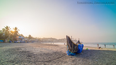 Sunrise Kovalam (vinodvinc) Tags: