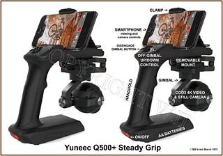Yuneec Q500 Steady Grip