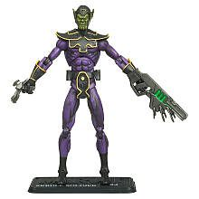Marvel Universe Year 2009 Series 2 HAMMER Single Pack 4 Inch Tall Action Figure #24 - SKRULL SOLDIER with Rifle, Pistol and Figure Display Stand Plus Bonus Classified File with Secret Code (saidkam29) Tags: 2009 action bonus classified code display figure file hammer inch marvel pack pistol plus rifle secret series single skrull soldier stand tall universe year