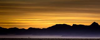 Desert Afterglow