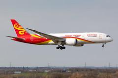 B-2730 Hainan Airlines Boeing 787-8 Dreamliner (buchroeder.paul) Tags: egll lhr london heathrow united kingdom europe final b2730 hainan airlines boeing 7878 dreamliner