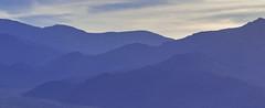 indigo hour (areacode) Tags: deathvalley california sunset mountains purple indigo nps nationalpark