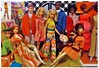 ZIG-ZAG ZOOM! (ModBarbieLover) Tags: francie zig zag zoom 1971 1972 barbie mod vintage mattel doll fashion yellow orange blue house ken christie pj stacey collection