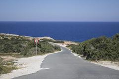 Cape Greco National Forest Park (Renatas Repčinskas Photo) Tags: cape greco national forest park cyprus photo photography canon eos 600d road sea