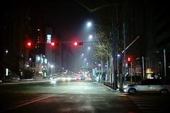 2345/1849 (june1777) Tags: snap street seoul gangnam daechidong night light sony a7ii canon ef 50mm f10 2000 clear