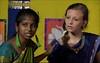 Tamil_NY_39 (Manohar_Auroville) Tags: tamil auroville new year puthanthu ramayana transition students girls theatre tamilbeauty tamilgirl manohar luigi fedele india