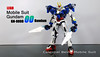 LEGO 00 Gundam GN-0000 (demon14082001) Tags: lego gundam technic bionicle hero factory brick robot mecha toy figure 00 gn setsuna sd bb đồ chơi
