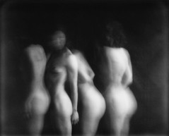. (hjorr dis) Tags: polaroidweek bwspectrafilm polaroidoriginals hjorrdis multipleexposure longtime light roidweek2018