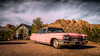 Pink Cadillac (emiliopasqualephotography) Tags: nelson nevada ghosttown cadillac vintage