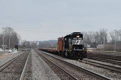 tracks (javan123) Tags: tracks xt1 fujifilm snow train railroads