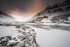 Svalbard Beauty (stuartgibbons95) Tags: svalbard longyearbyen snow mountians sky river frozen artic