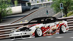 - (~ ˗ˏˋVINI13 (メ ¯ ▽ ¯) ︻ 力) Tags: xrt typex lfs liveforspeed skins design guuhgarage signalgarage flames japan style pictures concepts flickr cars dogfight tomei natsuki vini13