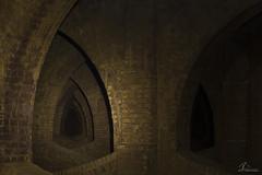 Arches 1 (Robin J Smith) Tags: finsburypark finsburyparkreservoir finsburyparkservicereservoir london longexposure architecture robinjsmith wwwfacebookcomrobinjsmith98 brick underground