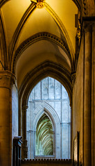 Canterbury Cathedral vaulted ceilings (philbarnes4) Tags: canterburycathedral canterbury cathedral kent england philbarnes dslr nikond80 digital ceiling arches ancient christianity faith religion worship culture