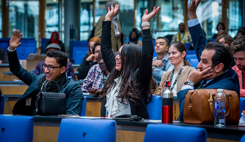 """Global Festival of Action for Sustainable Develpment #SDGglobalFEst 2018 • <a style=""""font-size:0.8em;"""" href=""""http://www.flickr.com/photos/149457913@N04/40044100065/"""" target=""""_blank"""">View on Flickr</a>"""