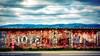 Palimpsestes sur la RN 7. (Pascal Rey Photographies) Tags: valléedurhône rhônealpes rhônevalley rhône auvergnerhônealpes drôme rn7 france signs signes photographiecontemporaine pascalrey photos photographie photography photograffik photographiedigitale photographienumérique photographierurale pascalreyphotographies aruba abw nikon d700 aurora aurorahdr luminar skylum