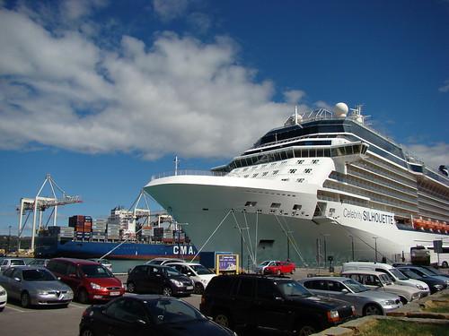 Порт в Копере