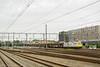 ECR 186 345 Brugge (TreinFoto België) Tags: ecr euro cargo rail traxx ms2e bombardier zeebrugge brugge lijn 66 186 3455 g2000bb 91 80 6186 decr 51 riom valenton culoz frankrijk