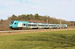 FLIRT3 van Eurobahn / Keolis ET 4.07 als RB 61 naar Hengelo te Rheine (daniel_de_vries01) Tags: flirt3 van eurobahn keolis et 407 als rb 61 naar hengelo te rheine